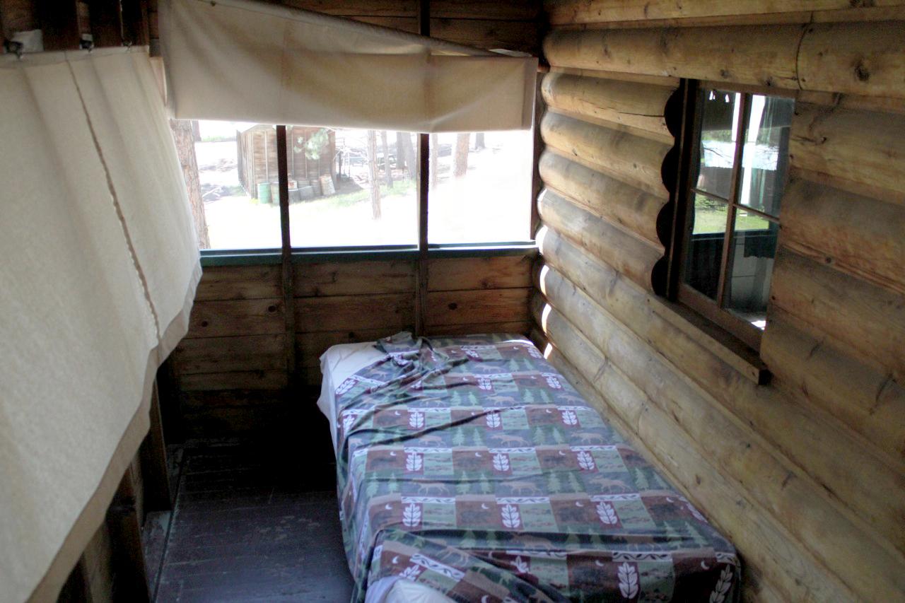 Cabin 5 (Inside)