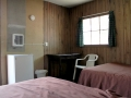 Cabin 1 (Inside)