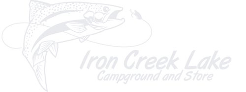 Iron Creek Lake Campground & Store Logo